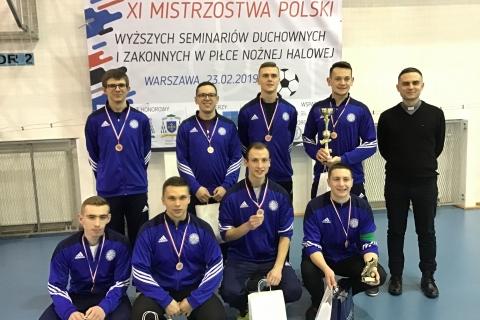 Mistrzostwa Polski w piłce halowej
