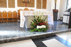 Msza Prymicjna w Seminarium