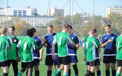 Mecz z WSD Łomża