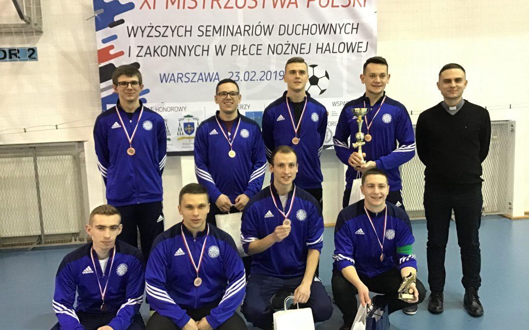 Mistrzostwa Polski Wyższych Seminariów Duchownych w piłce halowej
