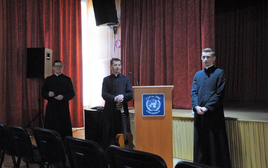 Alumni w LO im.ONZ w Biłgoraju