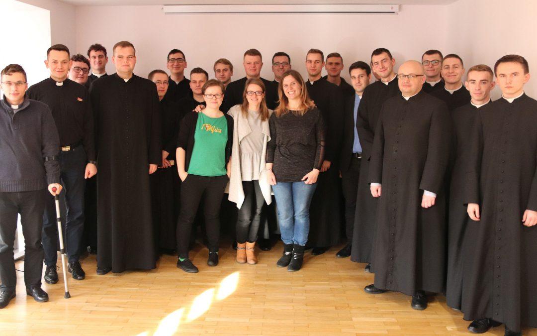 Spotkanie z Diakonią Misyjną Ruchu Światło-Życie