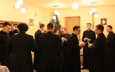 Wigilia seminaryjna