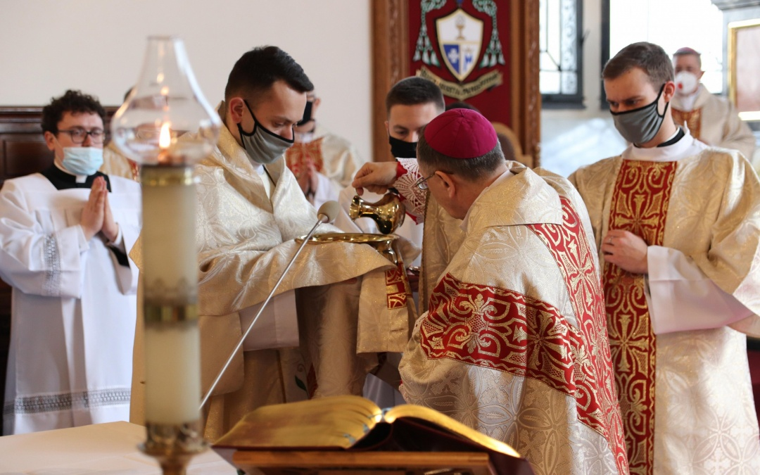Msza Krzyżma Świętego