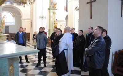 Zwiedzenie Kościoła OO Dominikanów