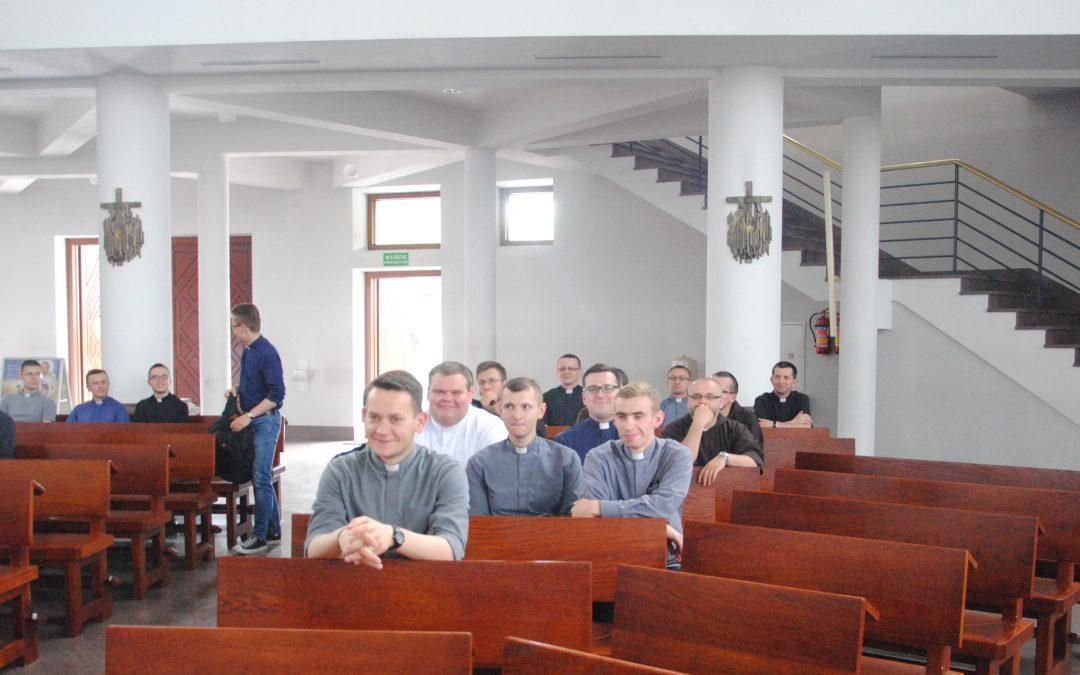 Spotkanie integracyjne alumnów studiujących w Lublinie