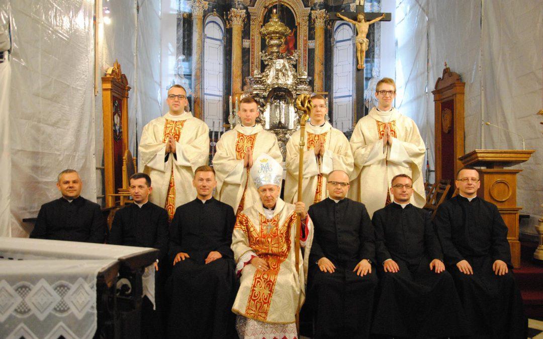 Święcenia Prezbiteriatu