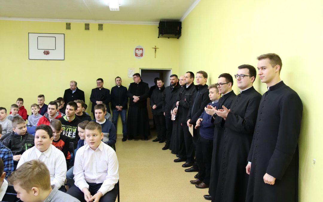 Konkurs wiedzy liturgicznej ministrantów i lektorów