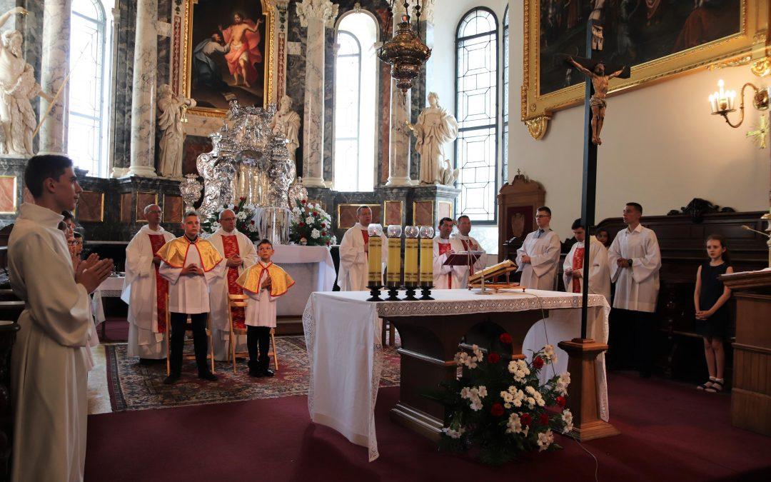 Niedziela Powołaniowa w Katedrze